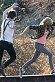 taylor swift piggy back ride on i knew you were trouble set 21