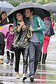 jessica szohr rainy day date with boyfriend 04