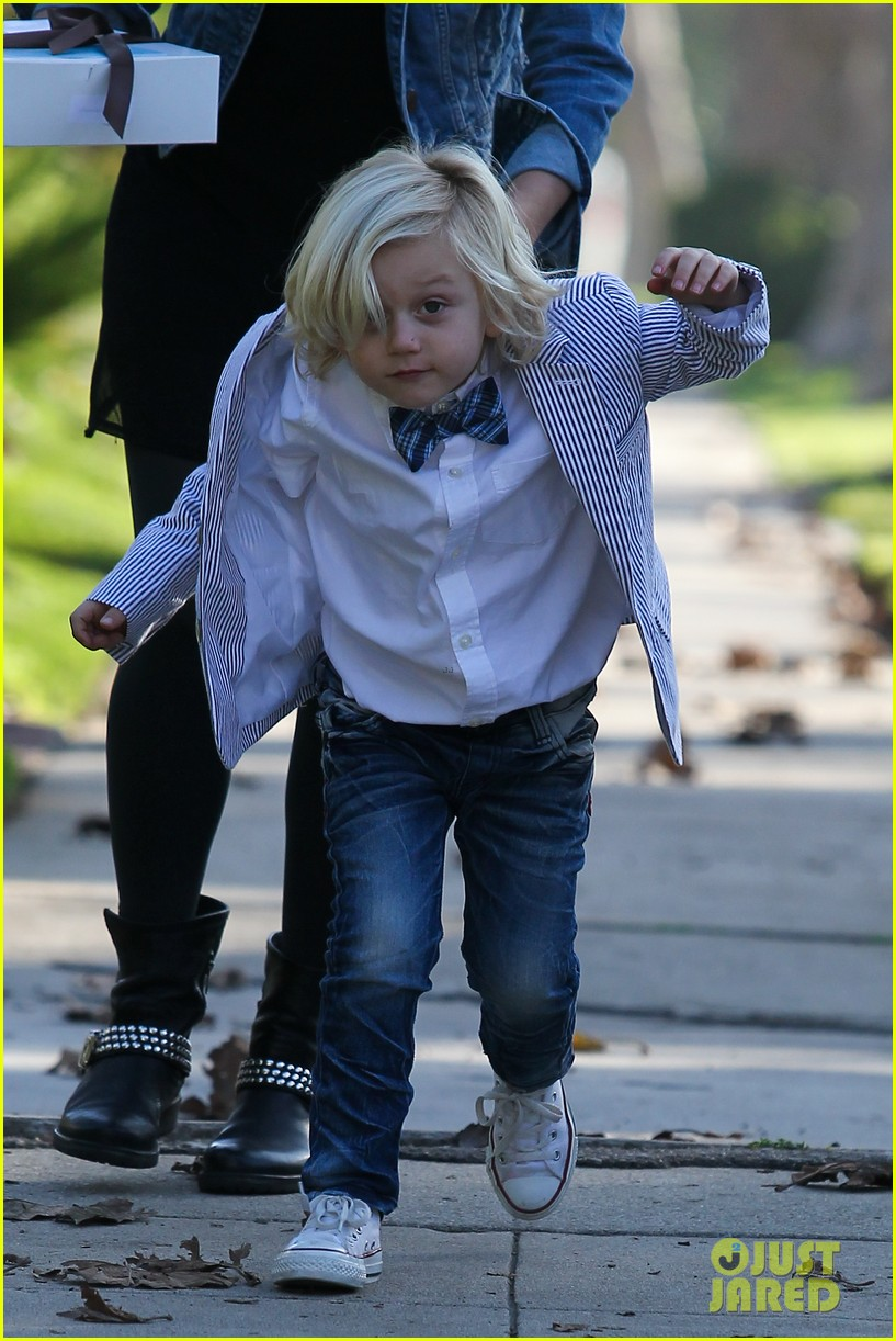 gwen stefani thanksgiving family 06