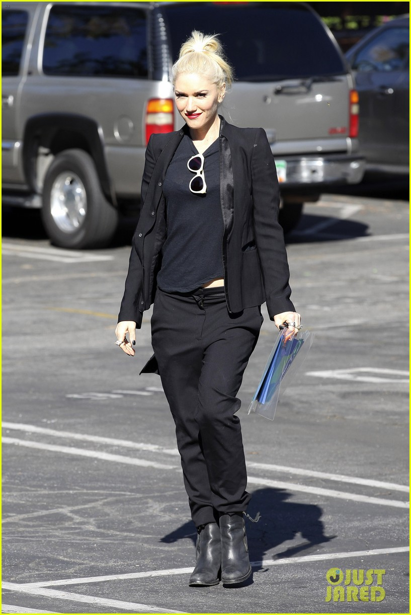 gwen stefani thanksgiving family 30