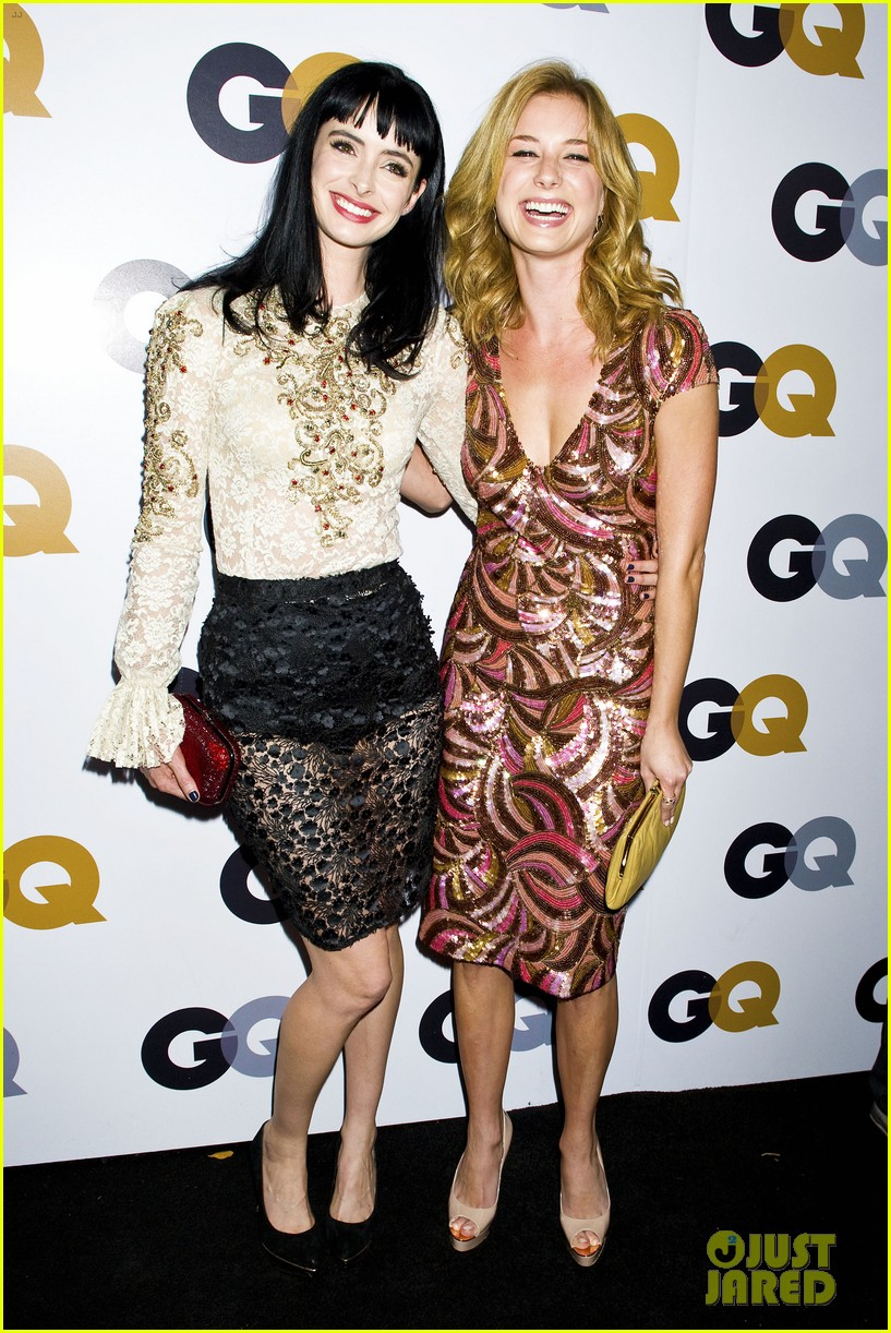 emily vancamp krysten ritter 2012 gq men of the year party 03