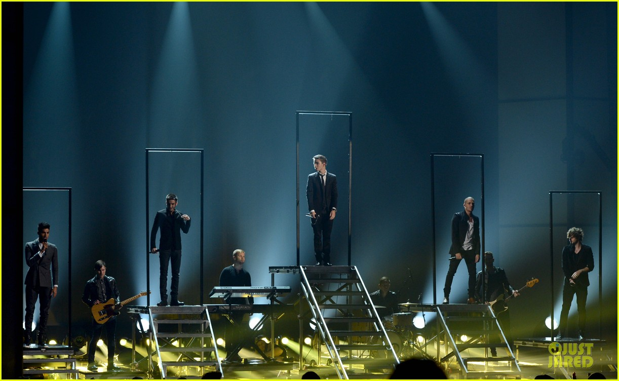 the wanted i found you amas performance 01