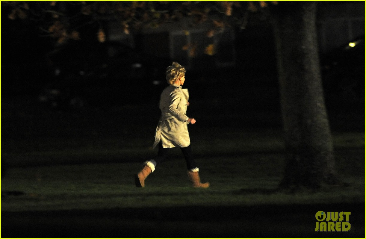 naomi watts on set of princess diana biopic 10