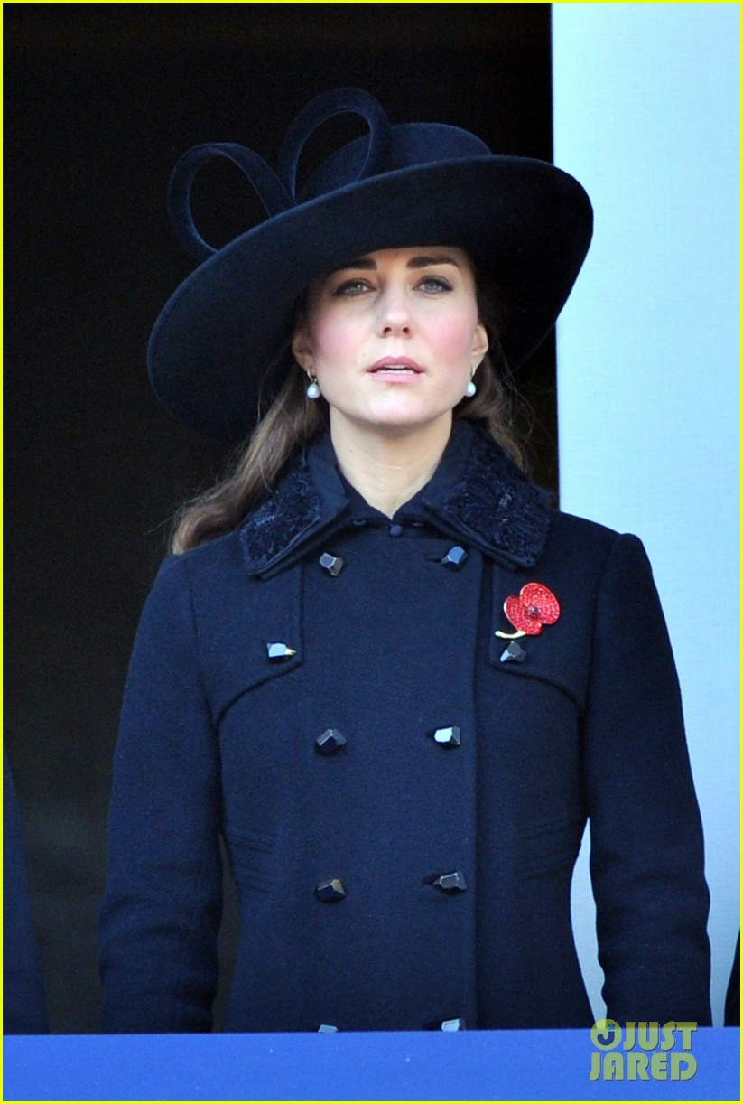 prince william duchess kate remembrance sunday observations 15