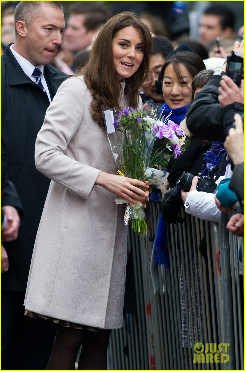prince william duchess kate cambridge senate house visit 07