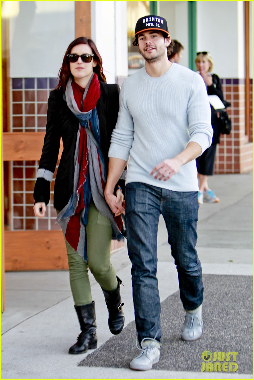 rumer willis jayson blair romantic walk beverly hills 082755437