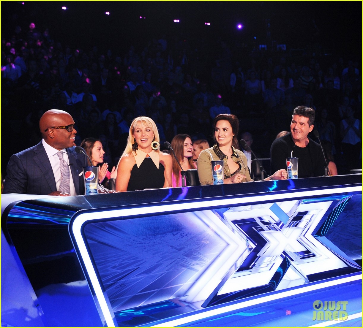 britney spears demi lovato x factor top 16 recap 16