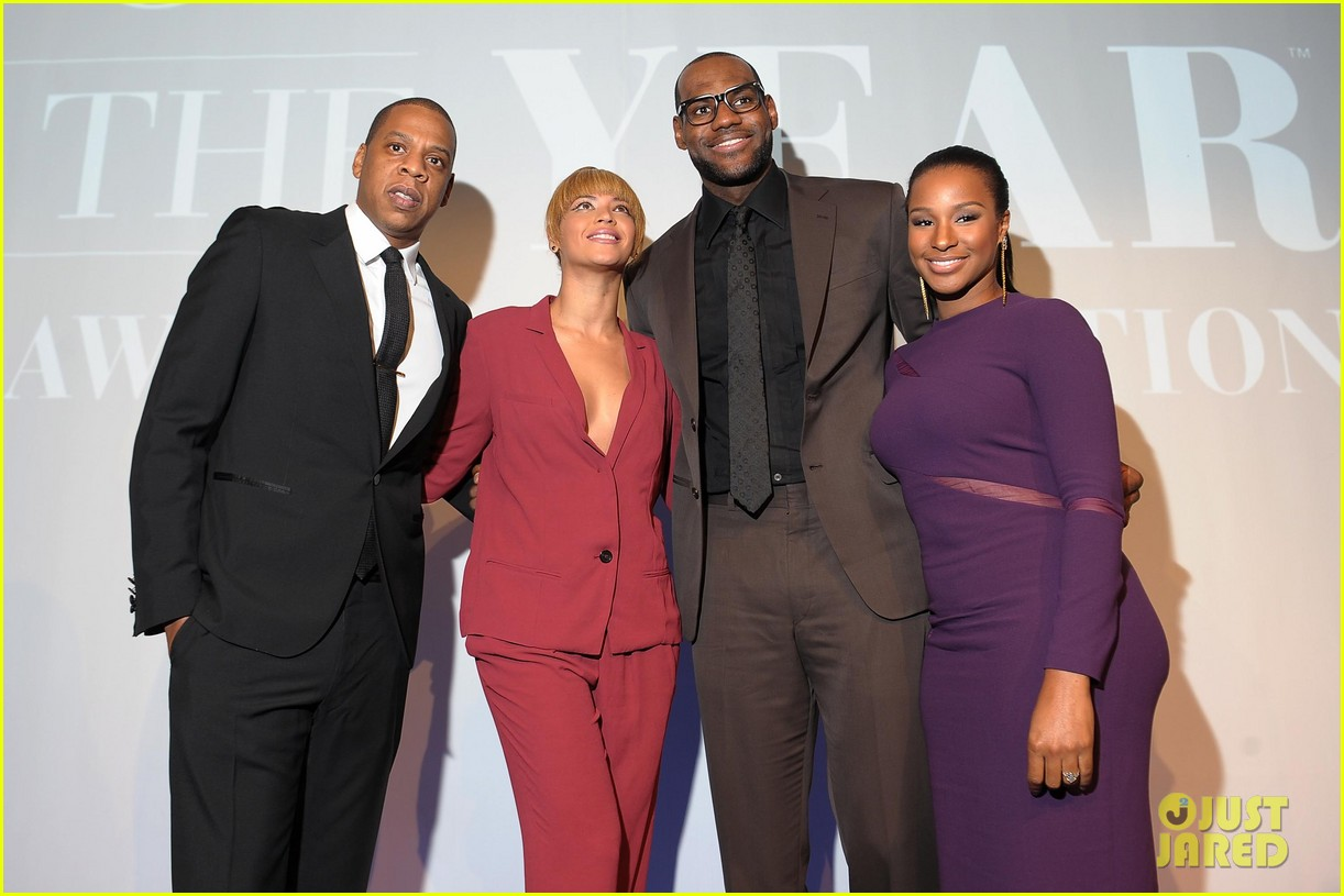 beyonce jay z sportsman of the year awards 12