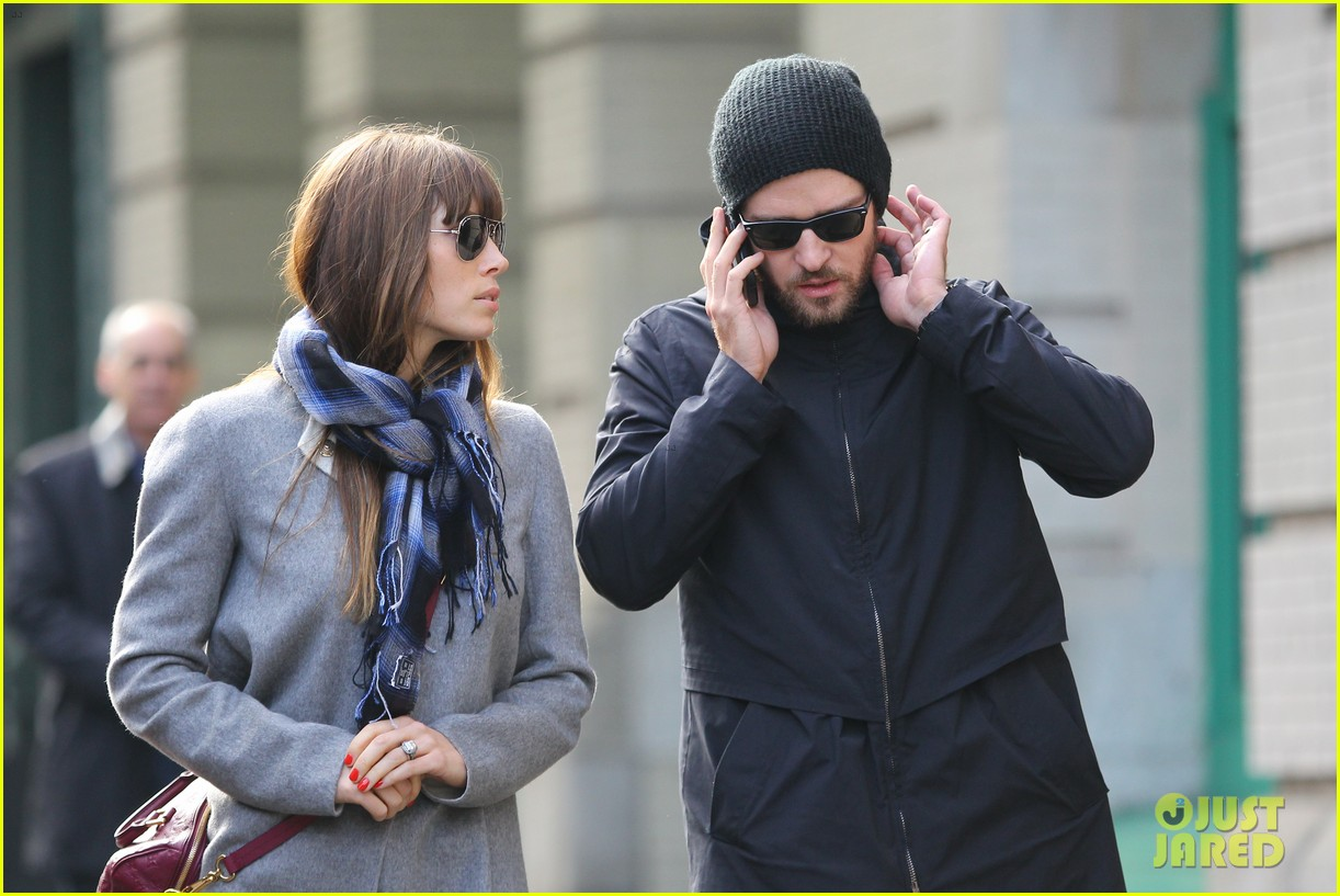 jessica biel good morning justin timberlake 052769004