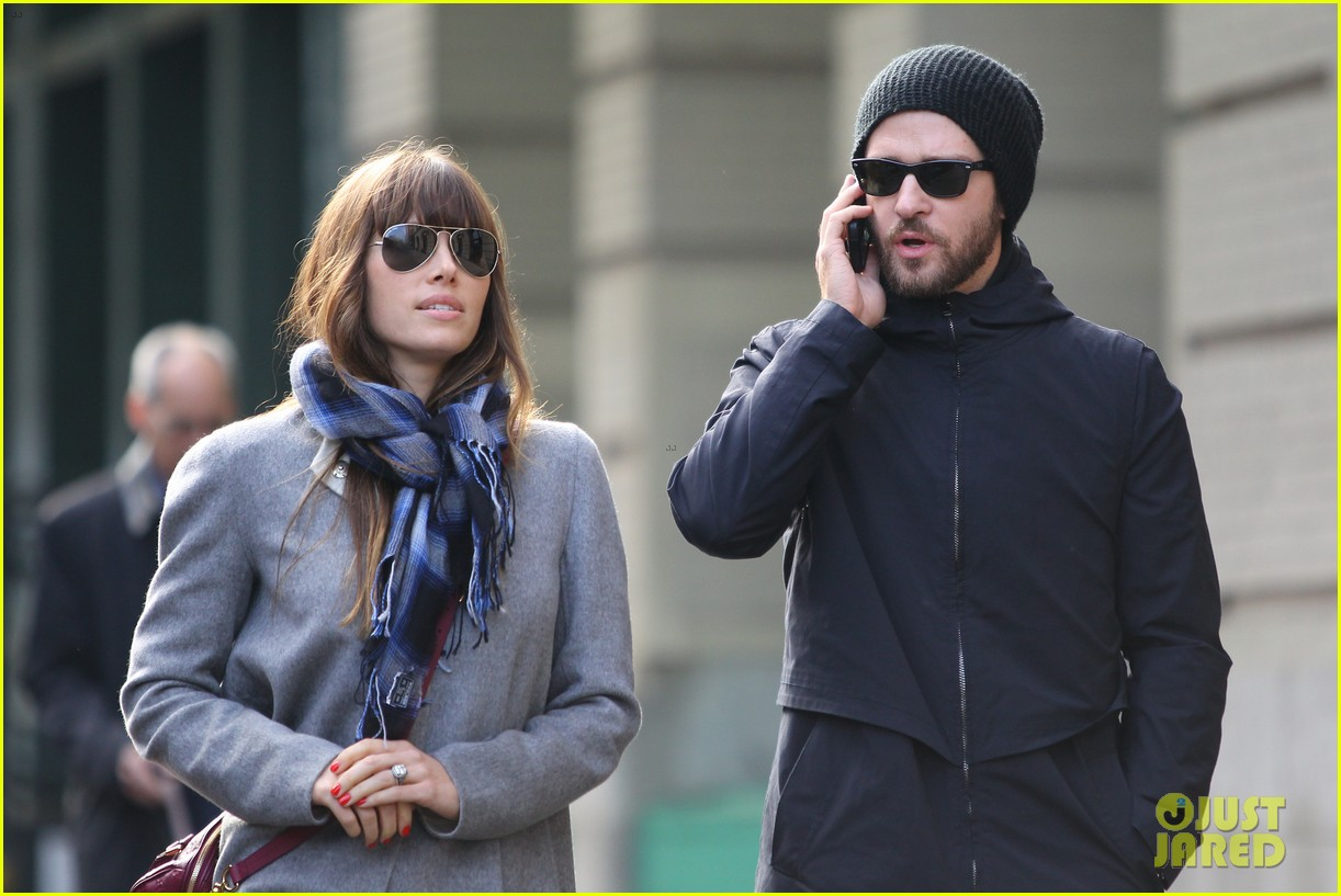 jessica biel good morning justin timberlake 172769016