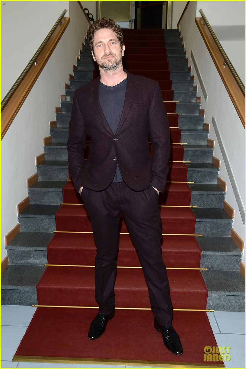 gerard butler capri hollywood film festival 04