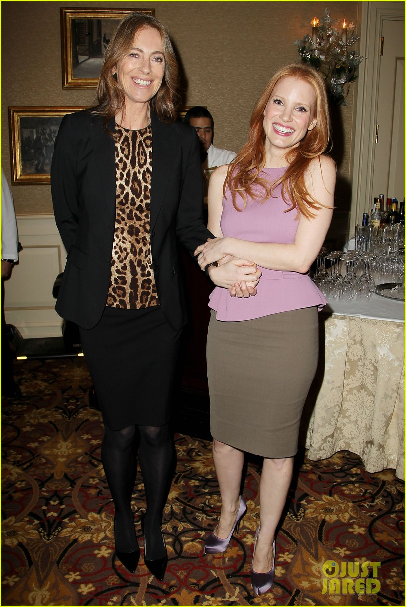 jessica chastain zero dark thirty celebration lunch 142770475
