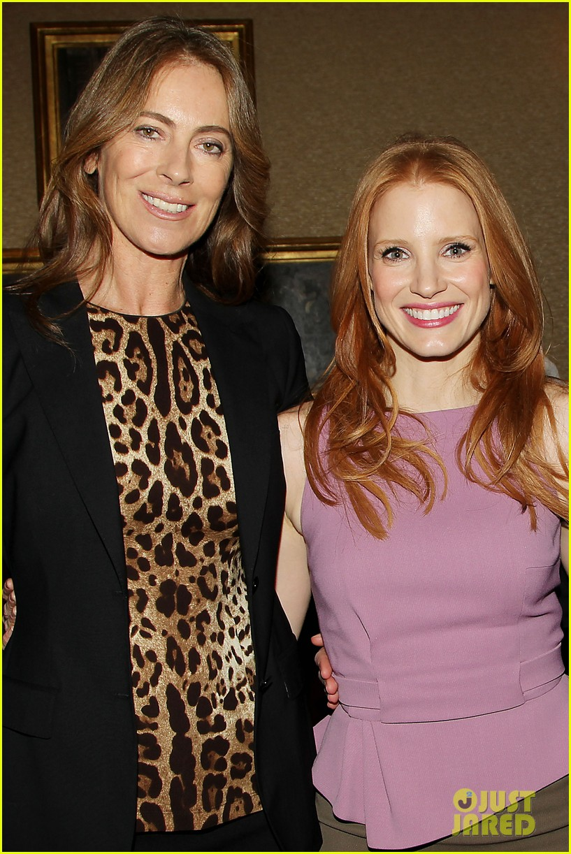 jessica chastain zero dark thirty celebration lunch 152770476