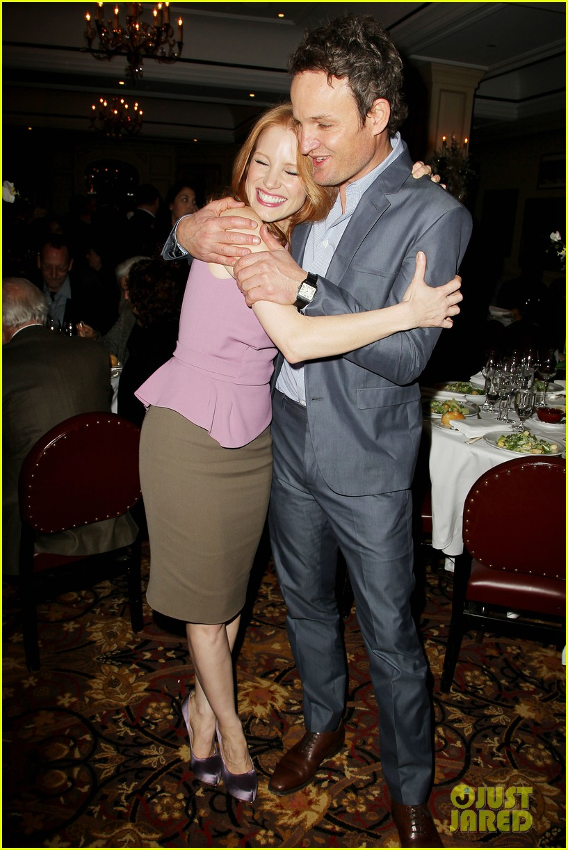jessica chastain zero dark thirty celebration lunch 19