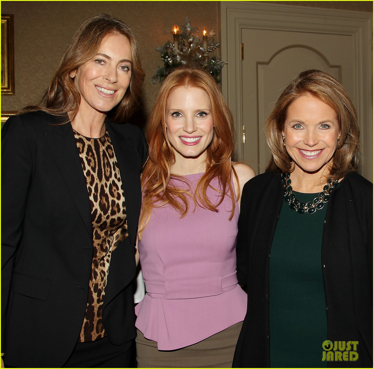 jessica chastain zero dark thirty celebration lunch 27