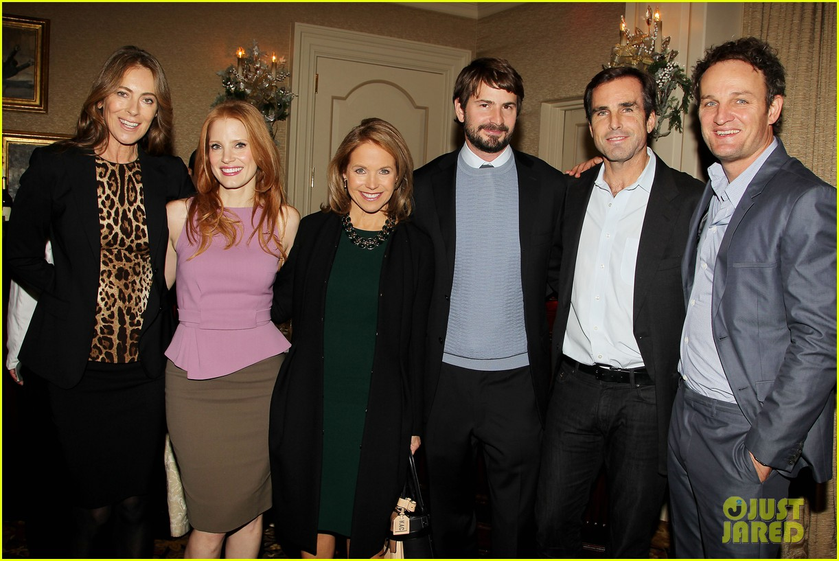 jessica chastain zero dark thirty celebration lunch 30