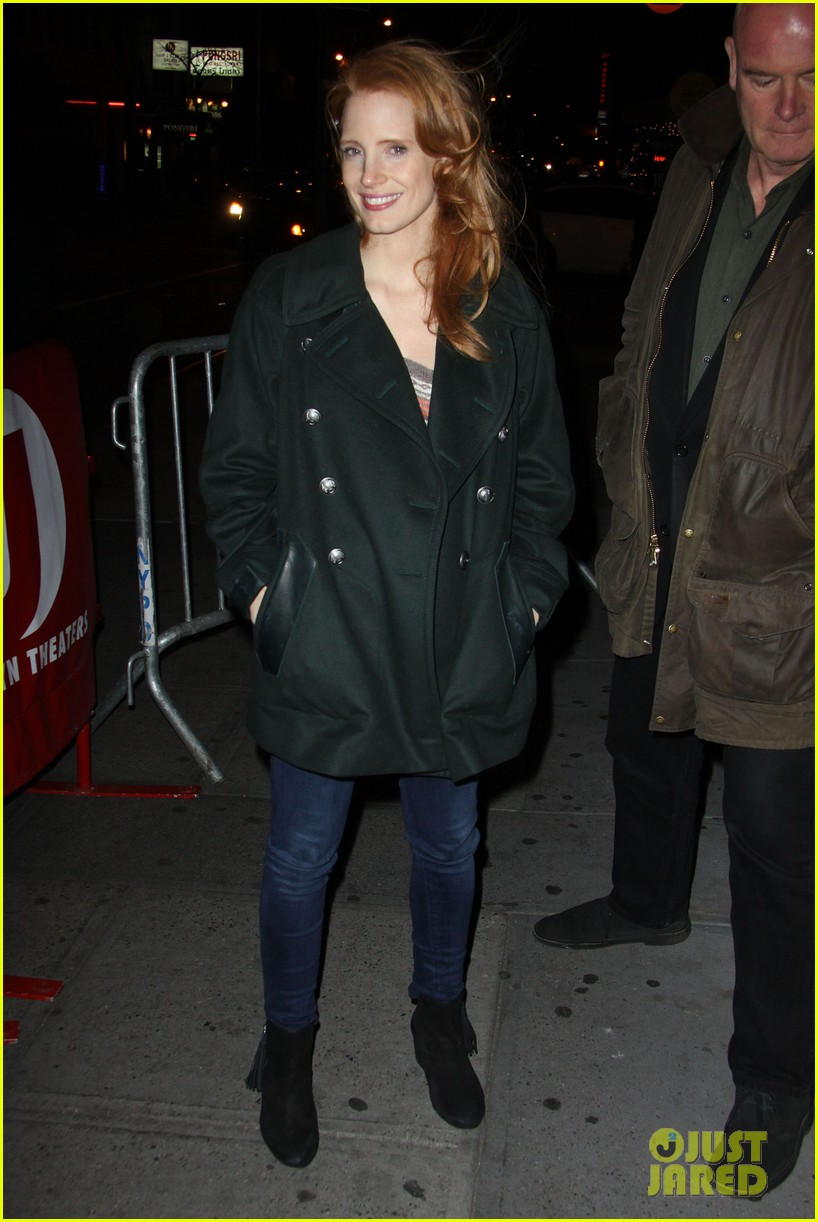 jessica chastain zero dark thirty celebration lunch 412770502