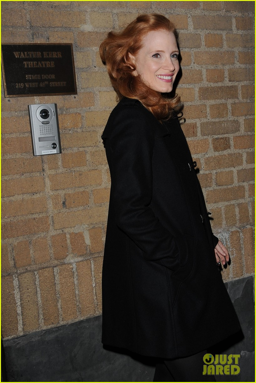 jessica chastain joining good people with james franco 04