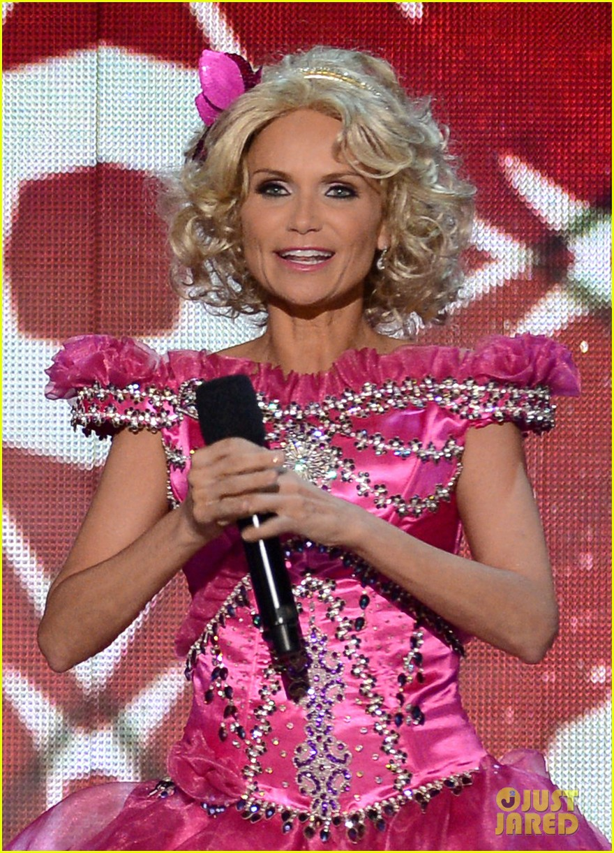 kristin chenoweth honey boo boo on acas 21