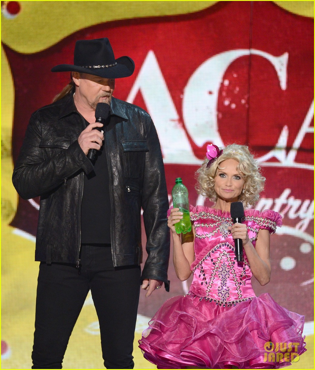 kristin chenoweth honey boo boo on acas 23