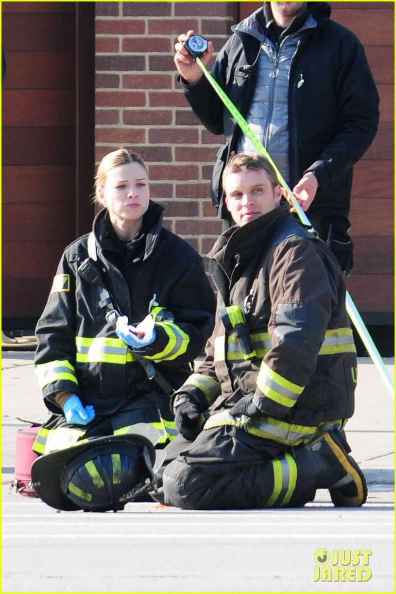 chicago fire filming 18