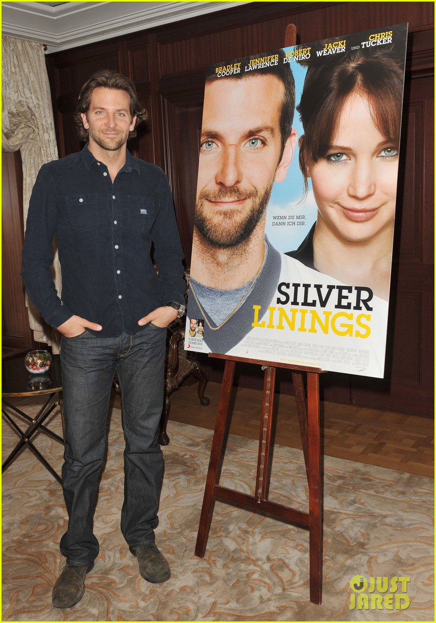 bradley cooper silver linings playbook berlin photo call 02