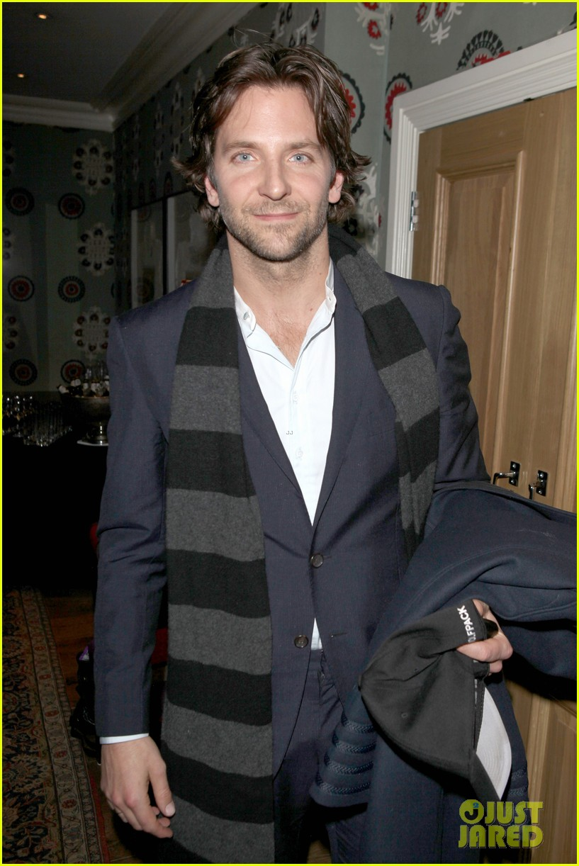 bradley cooper silver linings playbook london screening 022778389