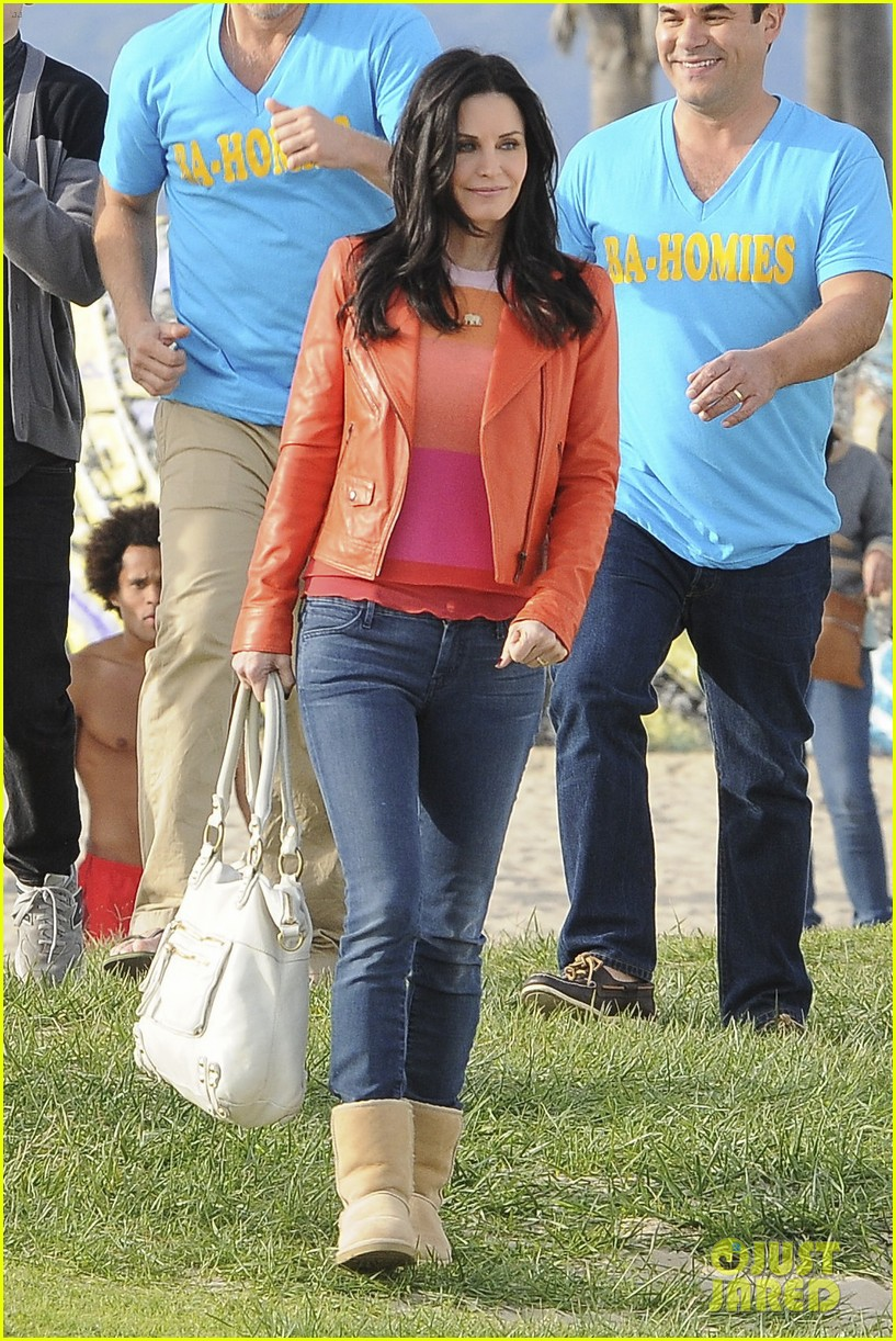 courteney cox cougar town filming 212779468