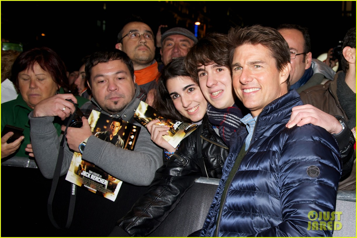 tom cruise rosamund pike jack reacher madrid premiere 072775466
