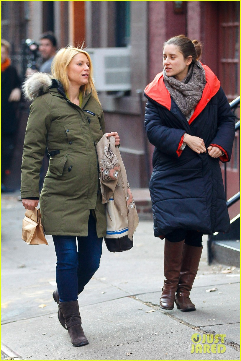 claire danes mandy patinkin cant wait for baby 03