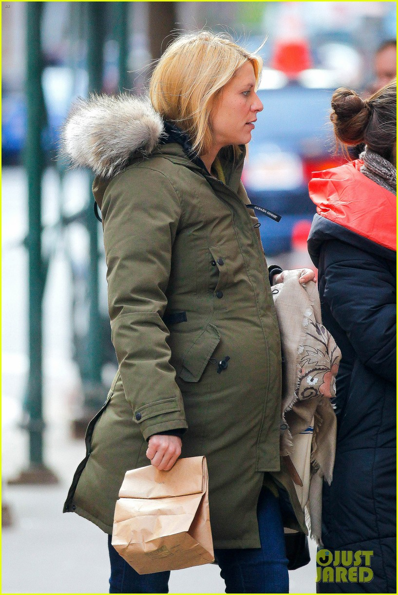 claire danes mandy patinkin cant wait for baby 06