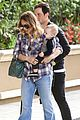 hilary duff matching outfit for lunch 20