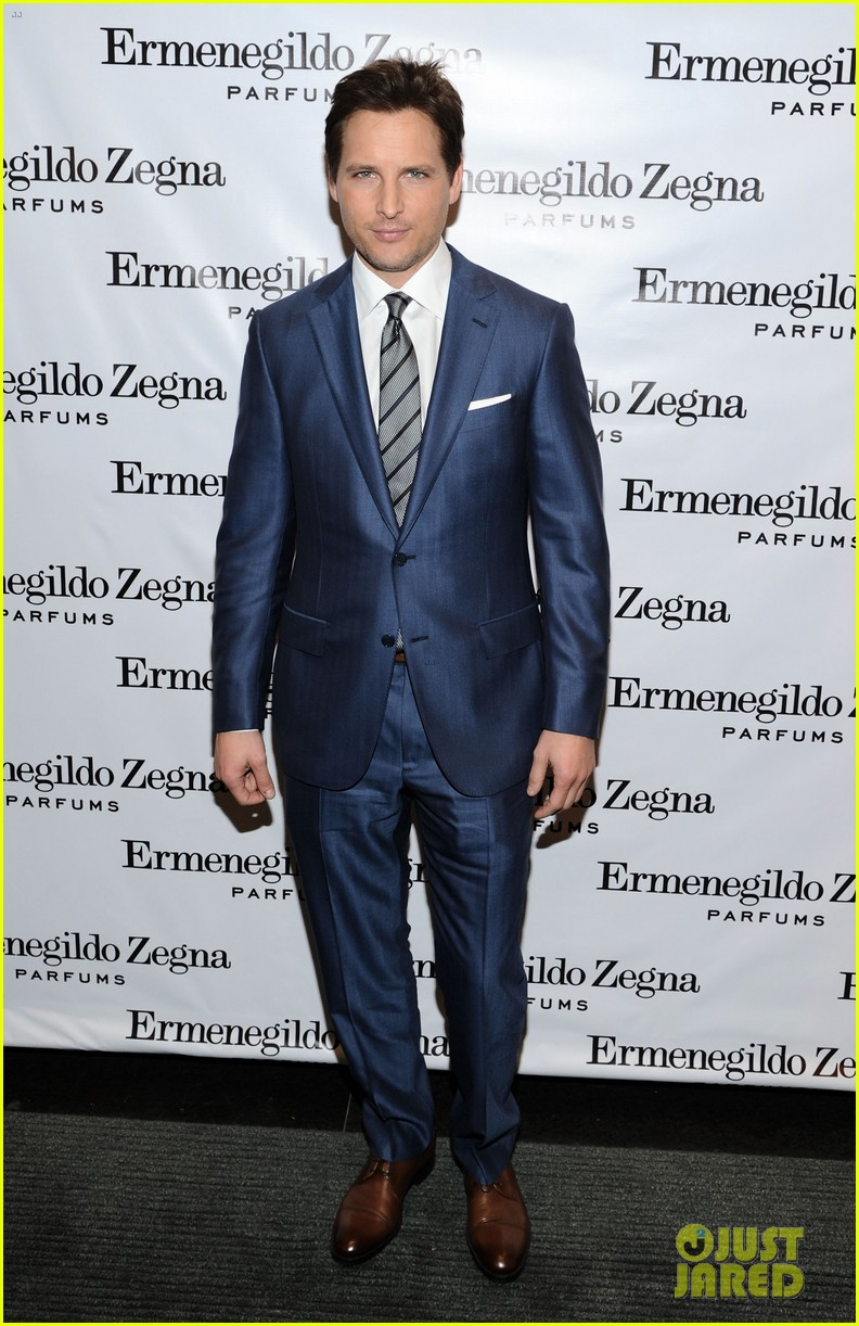 peter facinelli ermenegildo zegnas essenze launch 11