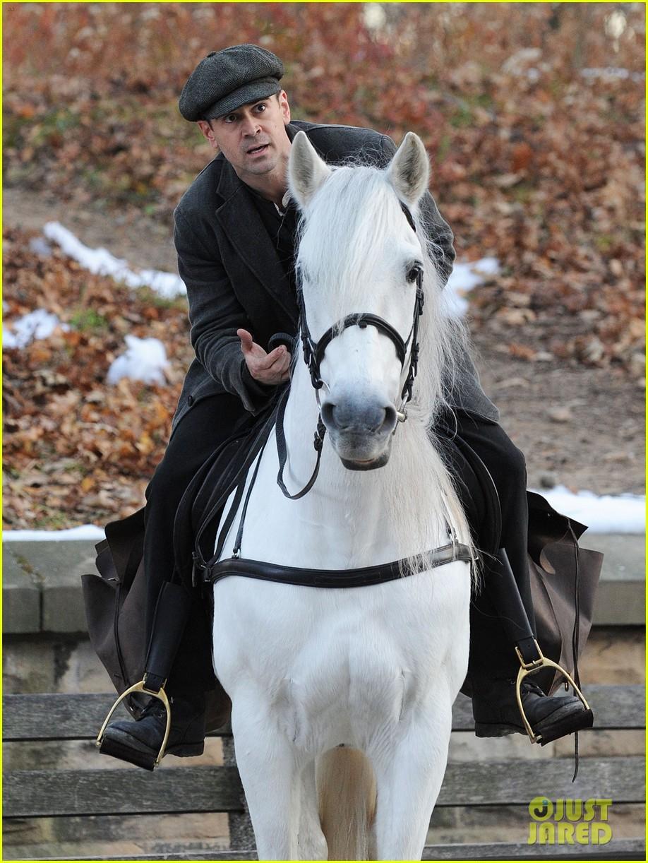 colin farrell horseback riding 31