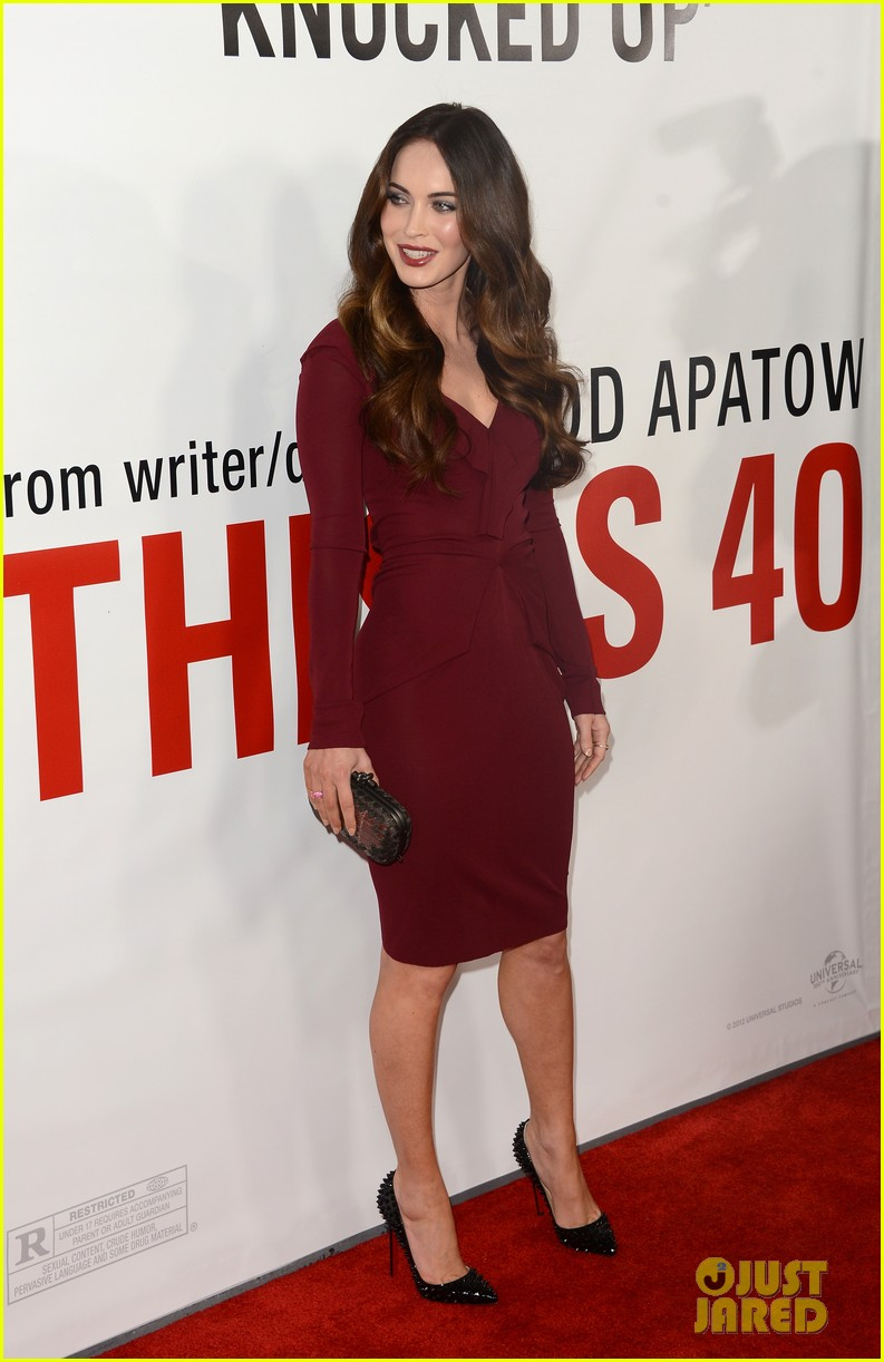 megan fox this is 40 premiere paul rudd 10