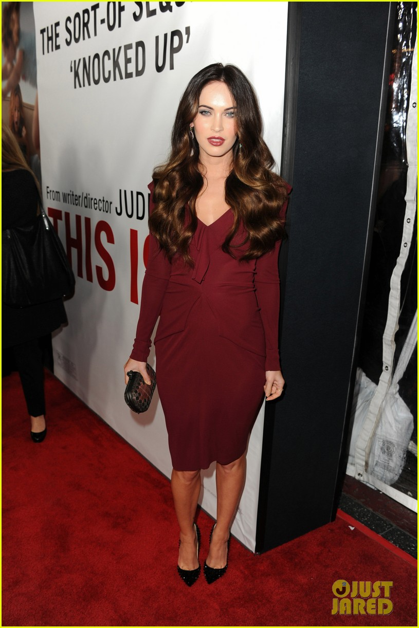megan fox this is 40 premiere paul rudd 13