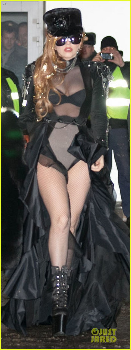 lady gaga sheer bra revealing beauty 012774314