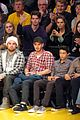 andrew garfield patrick schwarzenegger lakers guys 05