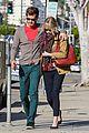 andrew garfield emma stone romantic stroll 01