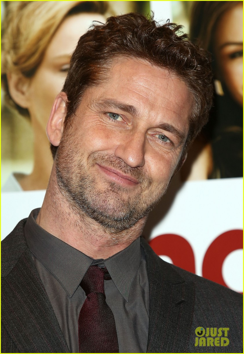gerard butler playing for keeps london screening 02