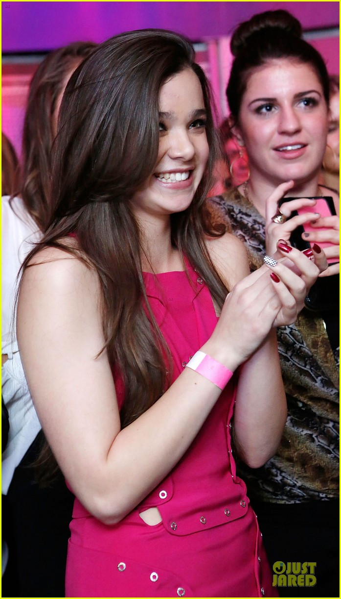 hailee steinfeld sweet 16 celebration 122777377