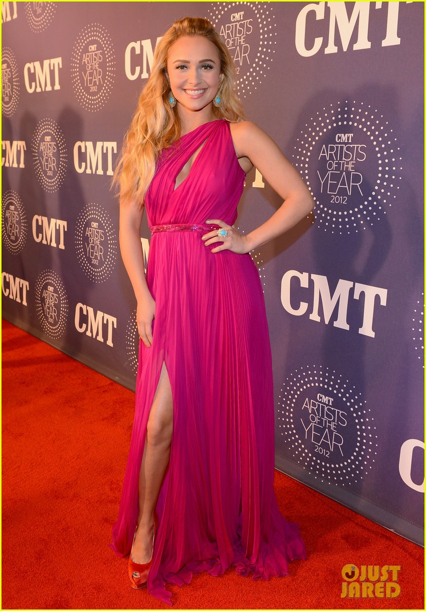 hayden panettiere miranda lambert cmt artist of the year 06