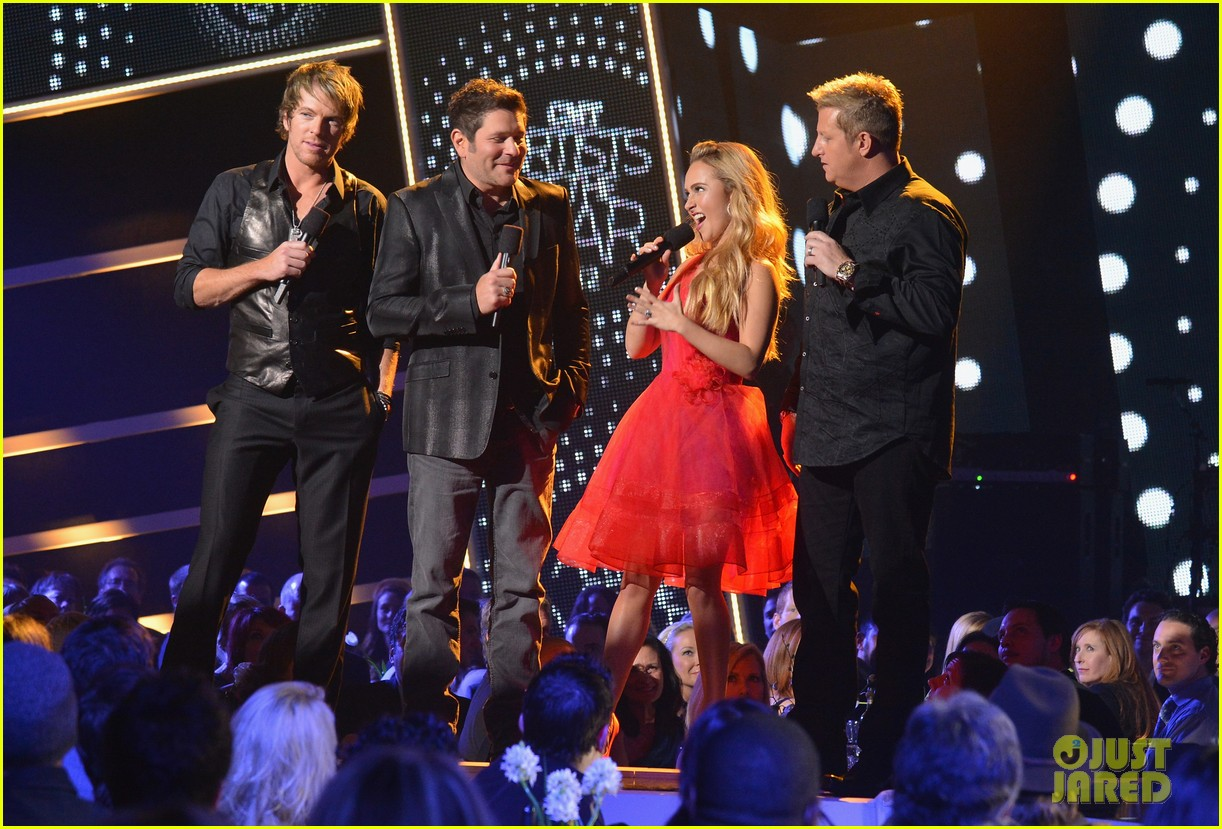 hayden panettiere miranda lambert cmt artist of the year 14