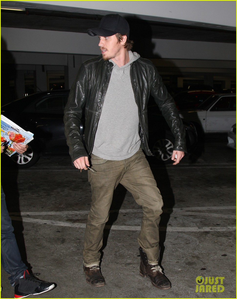 garrett hedlund arclight movie night 02