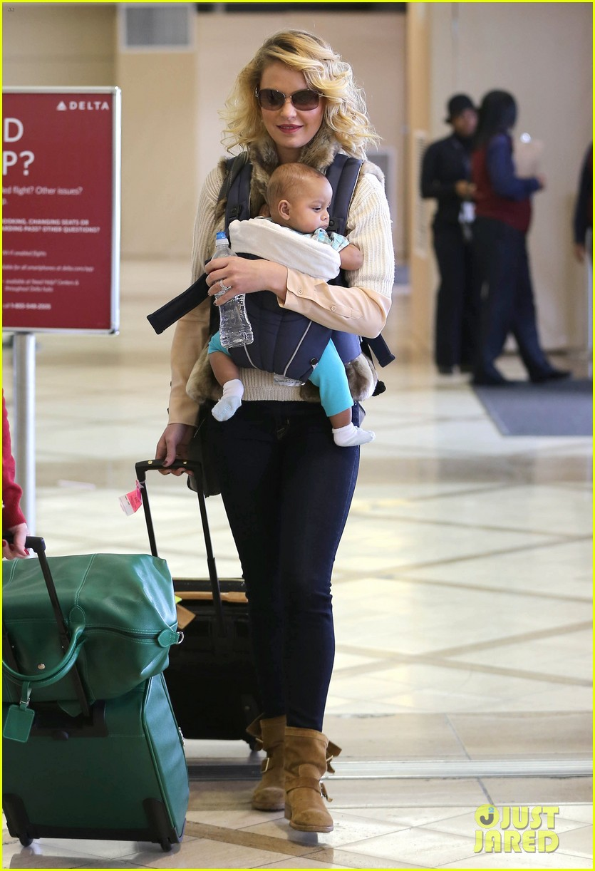 katherine heigl takes off with baby adalaide 13