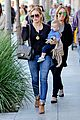 hilary duff & luca lunch with haylie 01