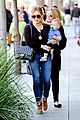 hilary duff & luca lunch with haylie 13