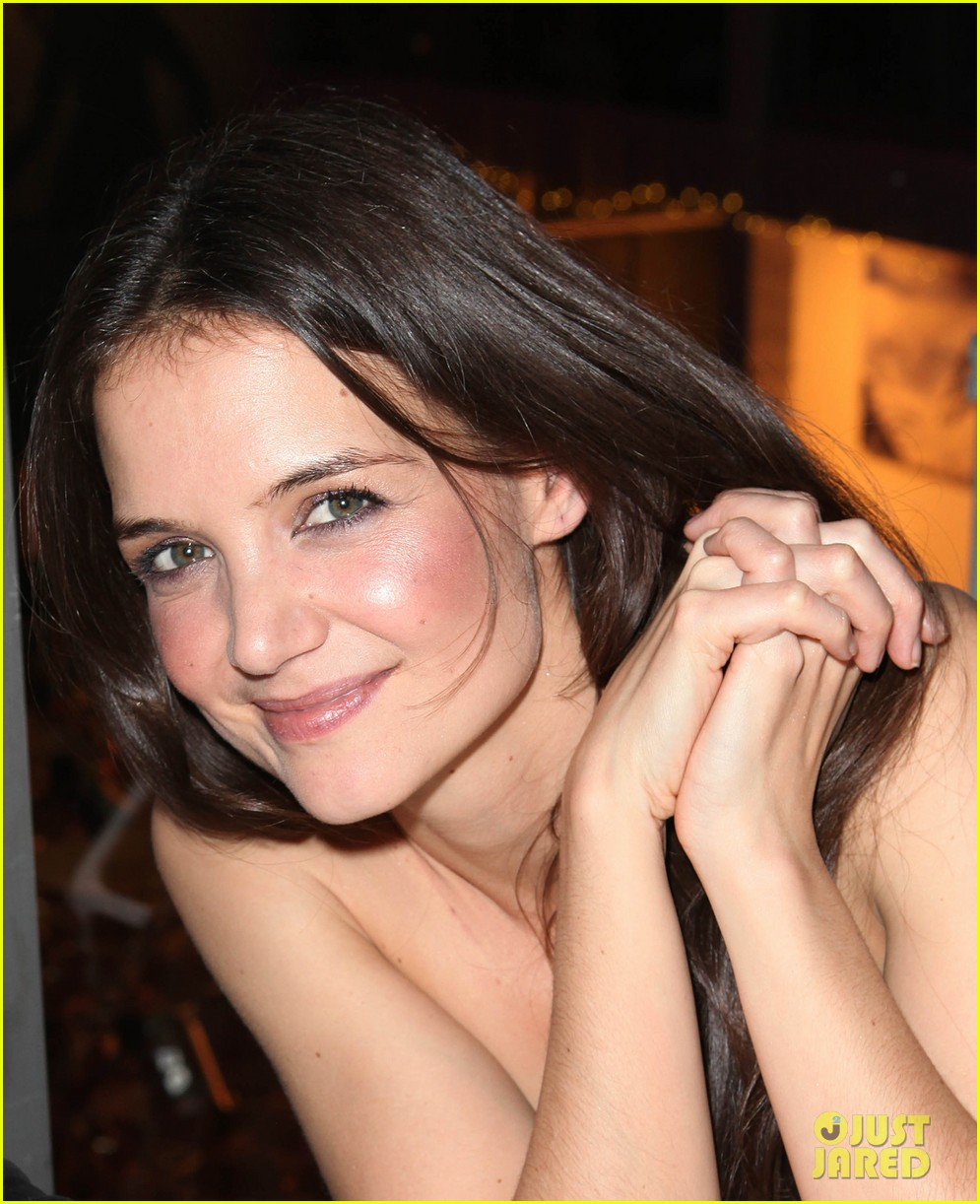 katie holmes broadway dreams foundation gala 03