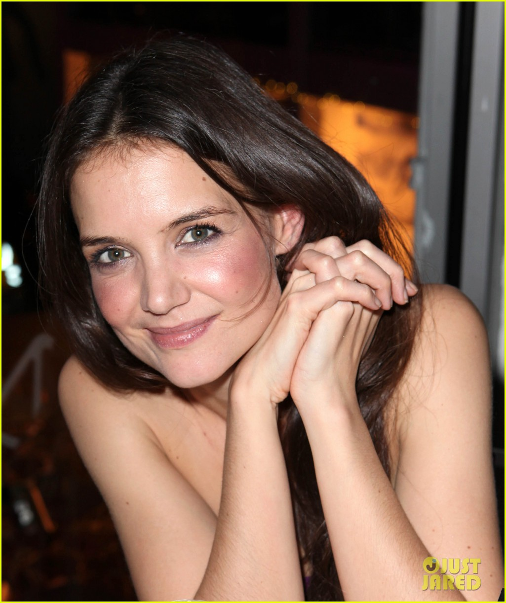 katie holmes broadway dreams foundation gala 11