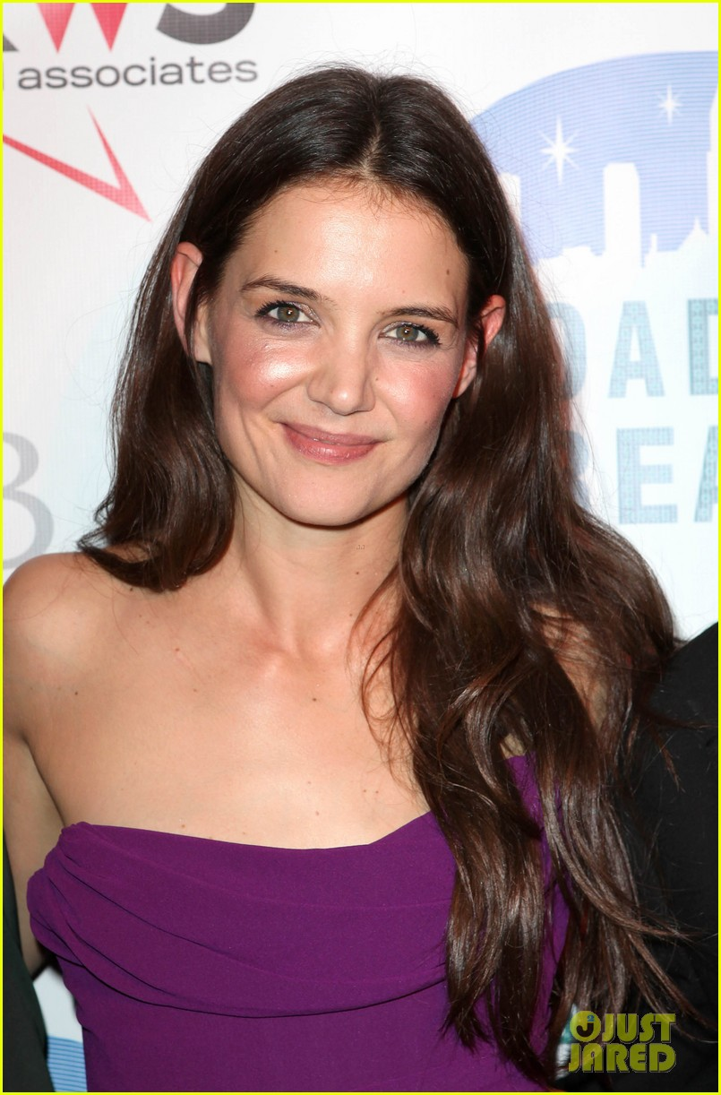 katie holmes broadway dreams foundation gala 212773515
